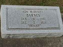 Ada <i>McDaniel</i> Barnes