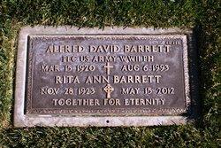 Alfred David Barrett