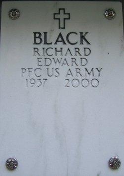 Richard Edward Black