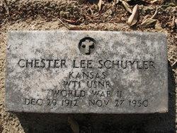 Chester Lee Schuyler