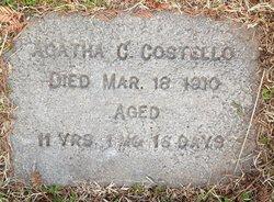 Agatha Candeliria Costello