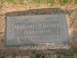 Margaret D. Maggie <i>Long</i> Banner