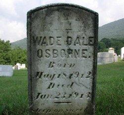Wade Dale Osborne