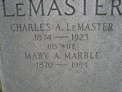 Charles A Lemaster