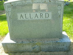 Susan Amanda <i>Slocum</i> Allard