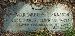 Margaret Virginia <i>Andrews</i> Harrison