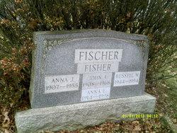Anna J. <i>Wolf</i> Fischer