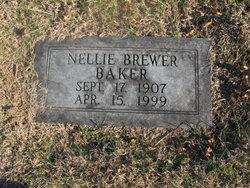 Nellie <i>Brewer</i> Baker