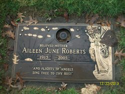 Aileen June <i>Strayer</i> Roberts