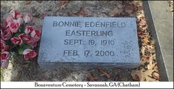 Bonnie Bell <i>Edenfield</i> Easterling