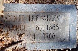 Annie Lee Allen
