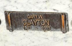 Gary W Clayton