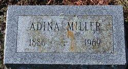 Adina <i>Worner</i> Miller