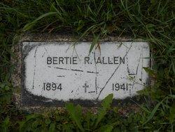 Bertie Ray Allen