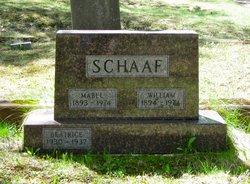 William Schaaf