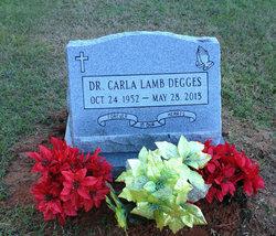 Dr Carla Jean <i>Lamb</i> Degges- Payne