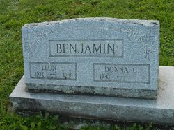 Donna C Benjamin