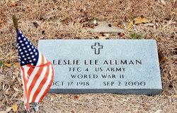 Leslie Lee Allman