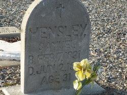 Samuel Hensley