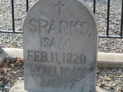 Isaac Sparks