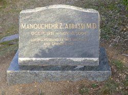 Dr Manouchehr Z. Abbassi