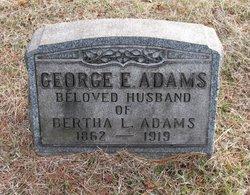 George E. Adams