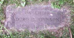 Doris D. <i>Roush</i> Johnson
