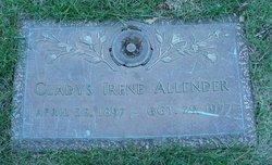 Gladys Irene Allender