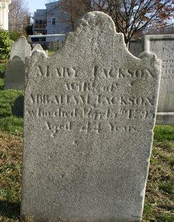 Mary <i>Mitchell</i> Jackson