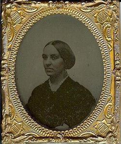 Harriet Lincoln <i>Smith</i> Burton