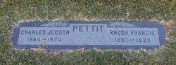 Charles Judson Pettit