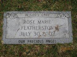 Rose Marie Featherston