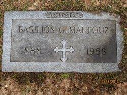 Basilios G. Mahfouz