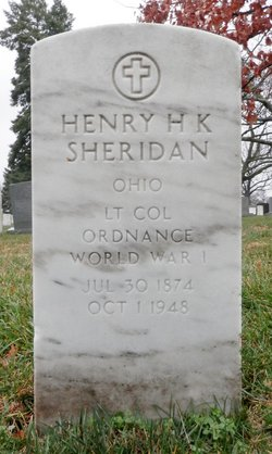 Henry H K Sheridan