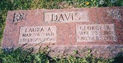 Laura A Davis