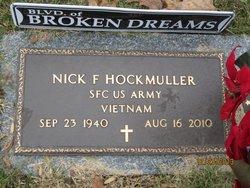 Nick F Hockmuller