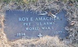 Roy E. Amacher