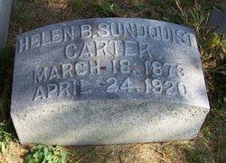Helen B. <i>Sundquist</i> Carter