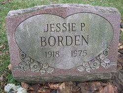 Jessie Pauline <i>Douglas</i> Borden