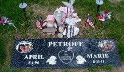 April Marie Petroff