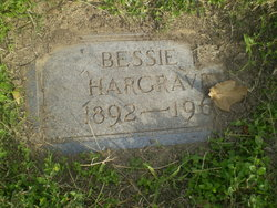 Bessie <i>Lieb</i> Hargrave