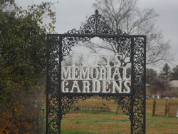 Pitts Memorial Gardens