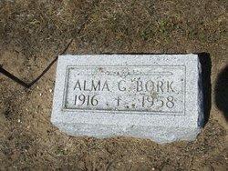 Alma G. <i>Traxler</i> Bork