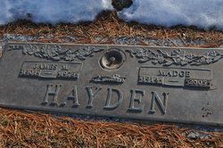 Madge <i>Beach</i> Hayden