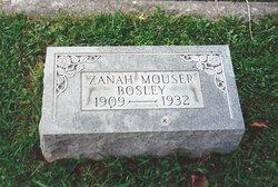 Zanah Elizabeth <i>Mouser</i> Bosley