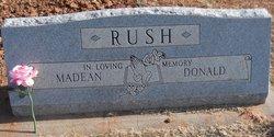 MaDean Ima <i>Sims</i> Rush