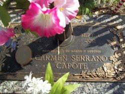 Carmen Serrano Capote