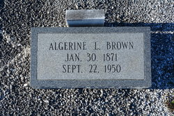 Algerine L. Brown