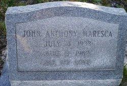 John Anthony Maresca