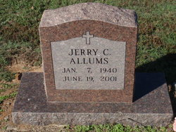 Jerry Cleatus Allums